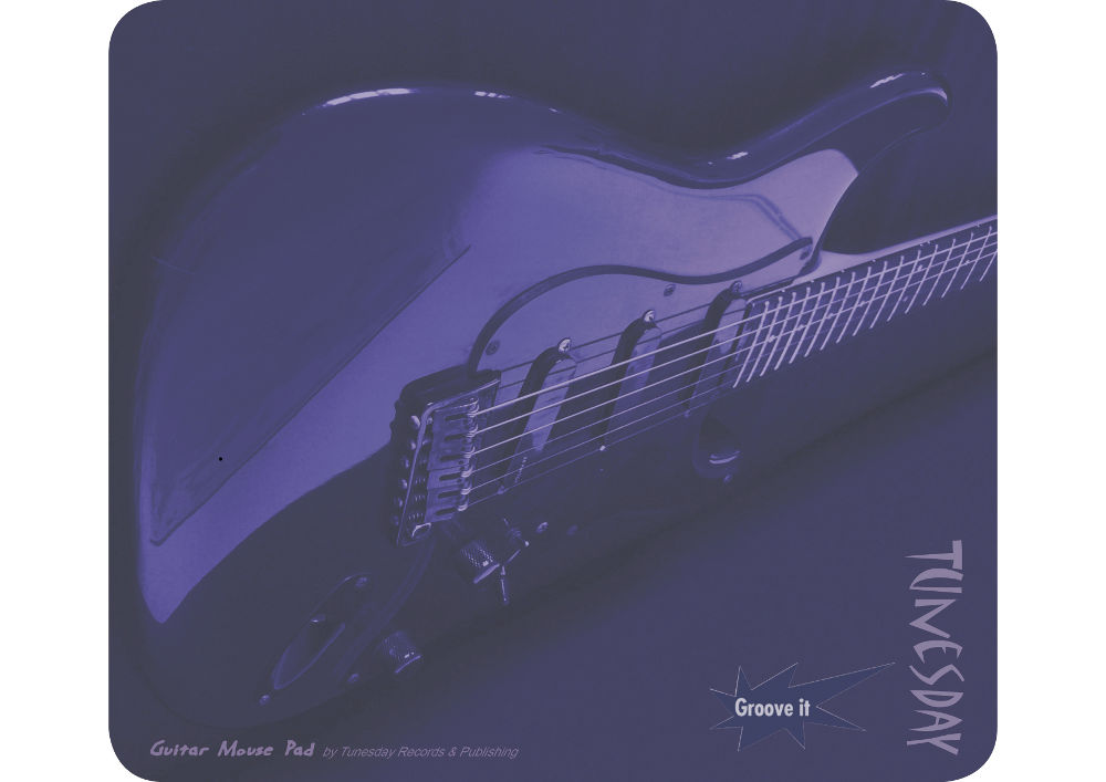 Mousepads für Musiker - tunesdayrecords.de
