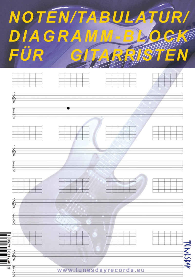 E-Gitarre Training - Fingerfertigkeit am Griffbrett (mit Video ...