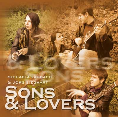 "CD-Cover ""Sons & Lover""s"