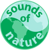 sounds of nature Naturgeräusche Logo