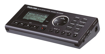 Tascam GB 10 Guitar/Bass-Trainer